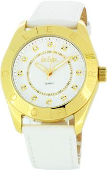 fashion наручные  женские часы Lee Cooper LC-35L-G. Коллекция Oxford