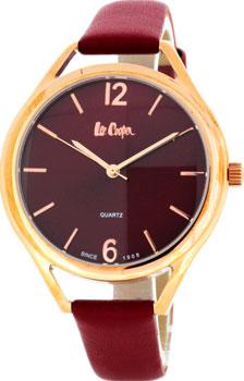 fashion наручные  женские часы Lee Cooper LC-36L-A. Коллекция Carlisle