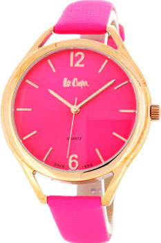 fashion наручные  женские часы Lee Cooper LC-36L-B. Коллекция Carlisle