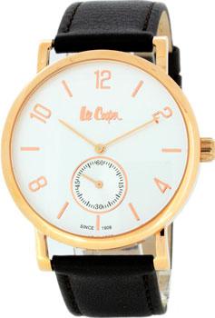 fashion наручные  мужские часы Lee Cooper LC-38G-E. Коллекция Leeds