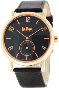 fashion наручные  мужские часы Lee Cooper LC-38G-F. Коллекция Leeds
