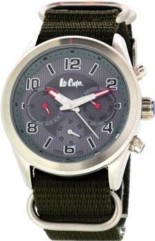 fashion наручные  мужские часы Lee Cooper LC-42G-A. Коллекция Wells