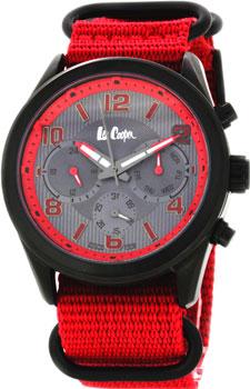 fashion наручные  мужские часы Lee Cooper LC-42G-D. Коллекция Wells
