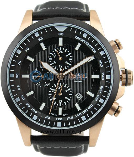 Мужские наручные fashion часы в коллекции Hawk Lee Cooper