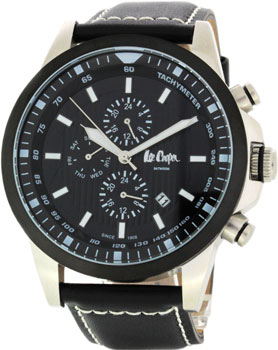 fashion наручные  мужские часы Lee Cooper LC-53G-C. Коллекция Hawk