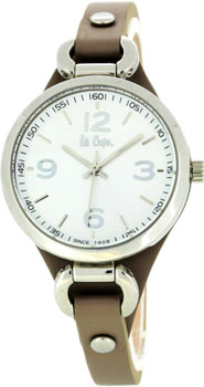fashion наручные  женские часы Lee Cooper LC-55L-A. Коллекция Lyric