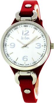 fashion наручные  женские часы Lee Cooper LC-55L-B. Коллекция Lyric