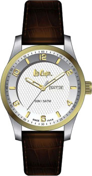 fashion наручные  мужские часы Lee Cooper LC-56G-D. Коллекция Magnetic
