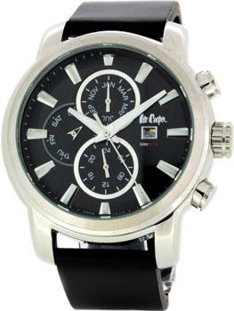 fashion наручные  мужские часы Lee Cooper LC-57G-B. Коллекция Armstrong