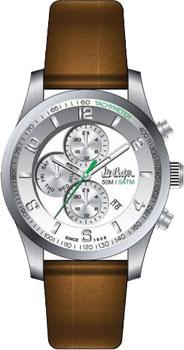 fashion наручные  мужские часы Lee Cooper LC-58G-B. Коллекция Skipper