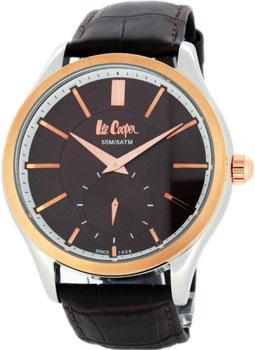 fashion наручные  мужские часы Lee Cooper LC-62G-G. Коллекция Heritage