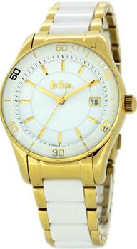 fashion наручные  женские часы Lee Cooper LC-67L-B. Коллекция Ivy