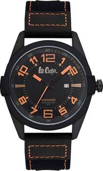 fashion наручные  мужские часы Lee Cooper LC-89G-C. Коллекция Commando