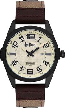 fashion наручные  мужские часы Lee Cooper LC-89G-E. Коллекция Commando