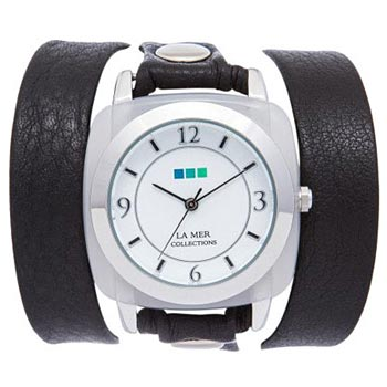 fashion наручные  женские часы La Mer LMACETATE009. Коллекция На длинном ремешке