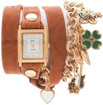 fashion наручные  женские часы La Mer LMCHARM001A. Коллекция С цепочками и подвесками