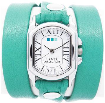fashion наручные  женские часы La Mer LMCHATEAU1001. Коллекция На длинном ремешке