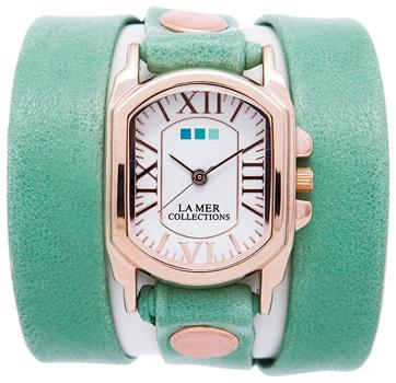 fashion наручные  женские часы La Mer LMCHATEAU1002. Коллекция На длинном ремешке