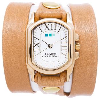 fashion наручные  женские часы La Mer LMCHATEAU1004. Коллекция На длинном ремешке