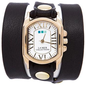 fashion наручные  женские часы La Mer LMCHATEAU1006. Коллекция На длинном ремешке