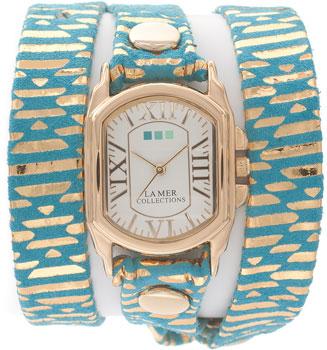 fashion наручные  женские часы La Mer LMCHATEAU2001. Коллекция На длинном ремешке