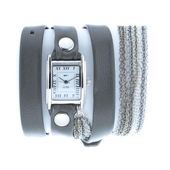 fashion наручные  женские часы La Mer LMCW1009. Коллекция С цепочками и подвесками