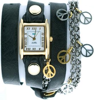 fashion наручные  женские часы La Mer LMCW1020X. Коллекция С цепочками и подвесками