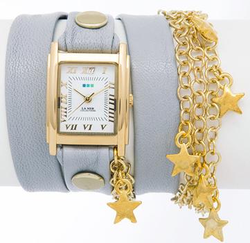 fashion наручные  женские часы La Mer LMCW5001x. Коллекция На длинном ремешке