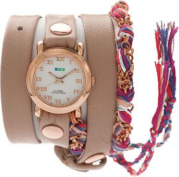fashion наручные  женские часы La Mer LMCW9006. Коллекция С цепочками и подвесками