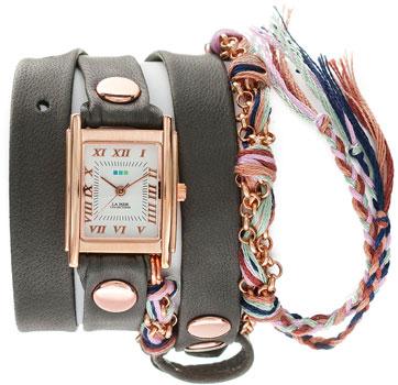 fashion наручные  женские часы La Mer LMCW9007. Коллекция С цепочками и подвесками