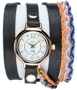 fashion наручные  женские часы La Mer LMDEL1004. Коллекция На длинном ремешке