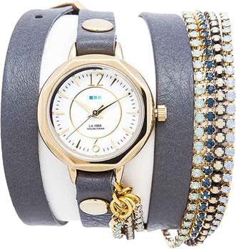 fashion наручные  женские часы La Mer LMDELCRY1501. Коллекция С цепочками и подвесками