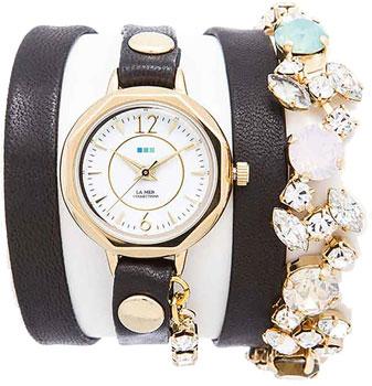 fashion наручные  женские часы La Mer LMDELCRY1506. Коллекция С цепочками и подвесками