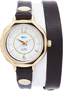 fashion наручные  женские часы La Mer LMDELMARDW1501. Коллекция На длинном ремешке