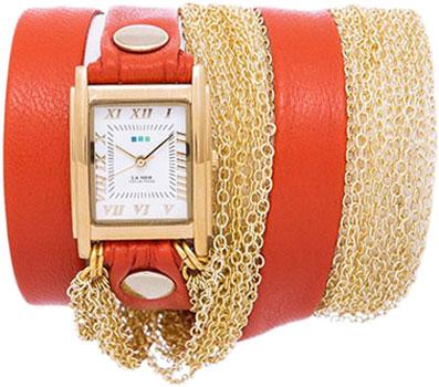 fashion наручные  женские часы La Mer LMDUO1003X. Коллекция С цепочками и подвесками
