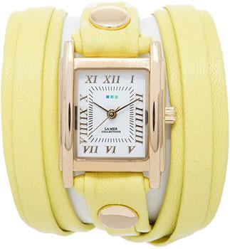 fashion наручные  женские часы La Mer LMLW2503. Коллекция На длинном ремешке