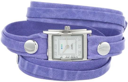 fashion наручные  женские часы La Mer LMLW3002. Коллекция На длинном ремешке