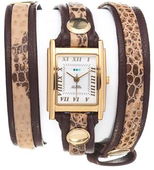 fashion наручные  женские часы La Mer LMLW6005. Коллекция На длинном ремешке