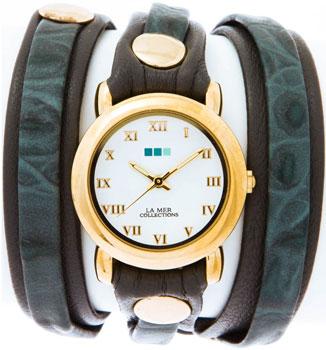 fashion наручные  женские часы La Mer LMLW7000X. Коллекция На длинном ремешке