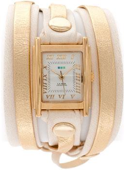 fashion наручные  женские часы La Mer LMLW7008. Коллекция На длинном ремешке