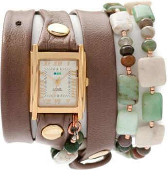 fashion наручные  женские часы La Mer LMMULTI1007. Коллекция С цепочками и подвесками