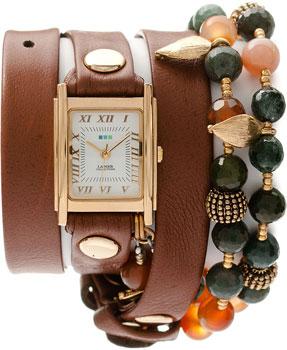 fashion наручные  женские часы La Mer LMMULTI2006. Коллекция С цепочками и подвесками