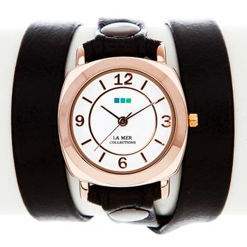 fashion наручные  женские часы La Mer LMODY004. Коллекция На длинном ремешке