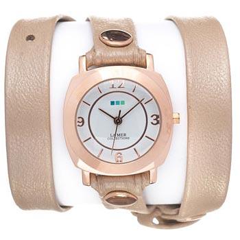 fashion наручные  женские часы La Mer LMODY3001X. Коллекция На длинном ремешке