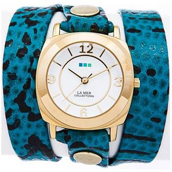 fashion наручные  женские часы La Mer LMODY4002X. Коллекция На длинном ремешке