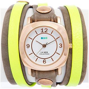 fashion наручные  женские часы La Mer LMODYLY1000X. Коллекция На длинном ремешке