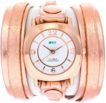 fashion наручные  женские часы La Mer LMODYLY2000. Коллекция На длинном ремешке