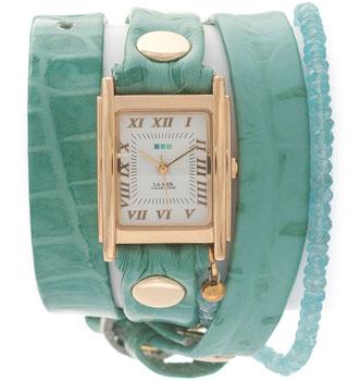 fashion наручные  женские часы La Mer LMPREC003. Коллекция С цепочками и подвесками