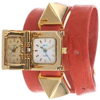 fashion наручные  женские часы La Mer LMPYRAMID005. Коллекция На длинном ремешке