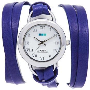 fashion наручные  женские часы La Mer LMSATURN006. Коллекция На длинном ремешке
